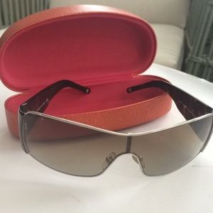 Versace womens sunglasses never worn